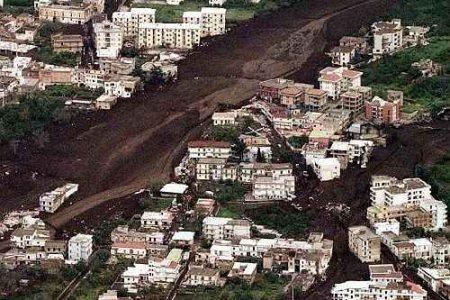 """Dissesto, 17 anni dalla tragedia di Sarno. Il geologo Calcaterra: """"Regione più sicura ma non si può abbassare la guardia"""""""