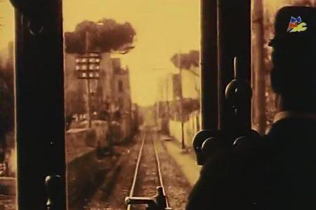 Da Sorrento ad Amalfi, il video raro di un viaggio d'inizio secolo