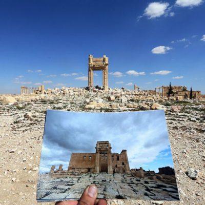 """Palmira – Ramadi, la """"via della seta"""" spezzata da un soffio"""