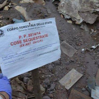 Calvi Risorta, scandalo senza fine: la discarica era già nota 17 anni fa