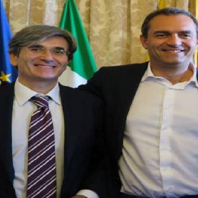 Raffaele Del Giudice fa il bis, dopo la delega all'Ambiente anche la poltrona di vicesindaco