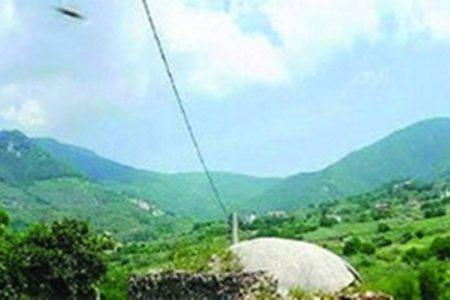L'ufo avvistato (e fotografato) a Montecorvino