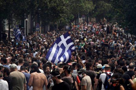 Grecia, la pagina di storia scritta da due eroi moderni