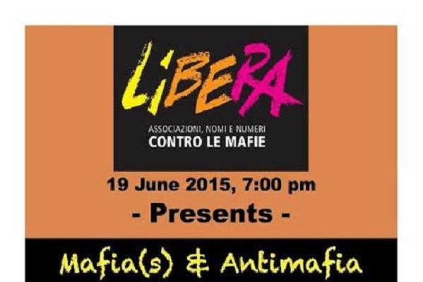 """""""Libera"""" a Londra per parlare della lotta alla mafia"""