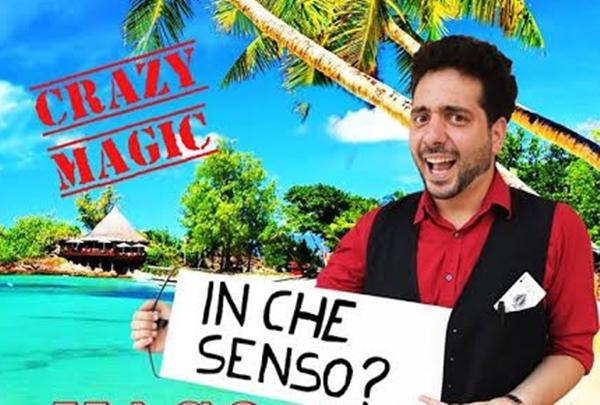 """Ogni venerdì a Napoli: un mago napoletano nel progetto """"Dipendenza"""""""