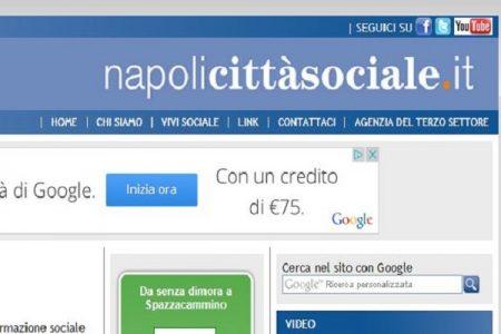 Stop al portale Napoli Città Sociale