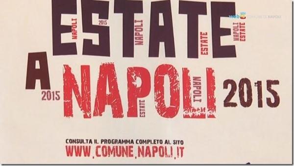 L'estate a Napoli quest'anno e Femmena