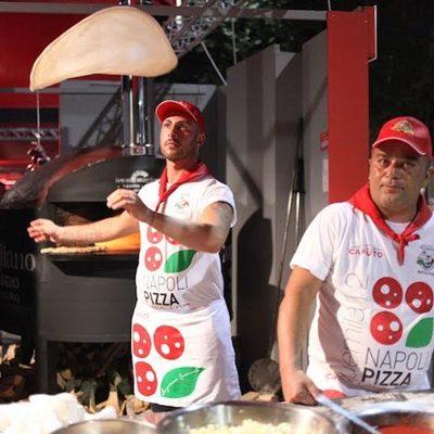 Napoli Pizza Village, 30 giorni al via