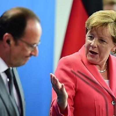 La volpe Merkel e il gatto Hollande – I migranti della guerra e quelli della fame pari non sono