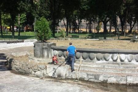 Napoli ritrovata, tornano a vivere i giardini del Molosiglio