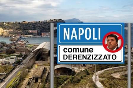 """De Magistris, Napoli città """"derenzizzata"""""""
