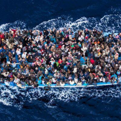 Lo Tsunami del Mediterraneo che inonda la Germania ed i Balcani