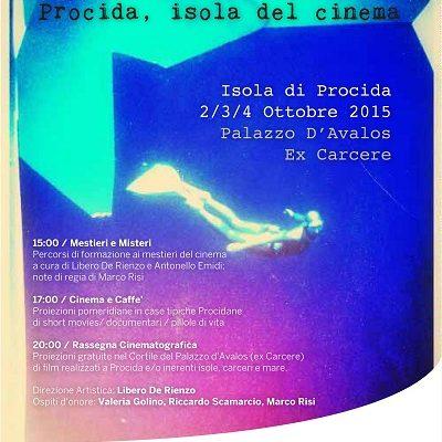 APPUNTAMENTI / ECCO PROCIDA ISOLA DEL CINEMA. Un lungo week end con Artethica