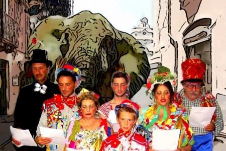 Teatro, va in scena l'elefante simbolo di Catania