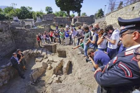 Pompei, nel 2016 superati i 3 milioni di visitatori