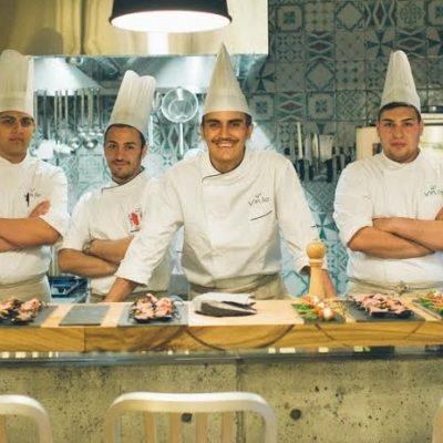 Giovanni Sorrentino, chef del Vinile, tra i 10 talenti under 35 della cucina italiana