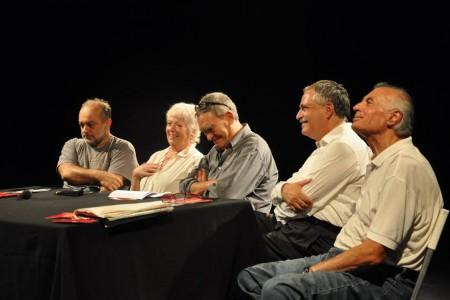 Martone, Servillo, Cecchi, Corsetti, Bonaiuto, Delbono: tutti in scena per i 30 anni della Sala Assoli