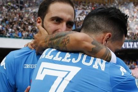 Serie A, il Napoli supera la Viola: i risultati e la classifica