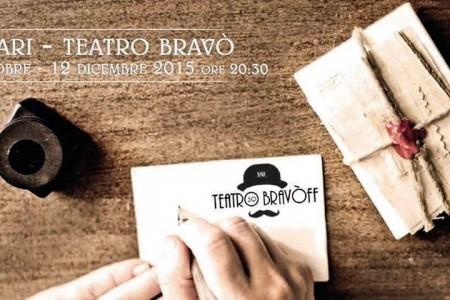 Bari, la nuova stagione del teatro Bravòff