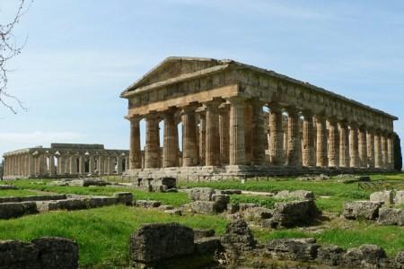 Paestum, l'area archeologica diventa più grande