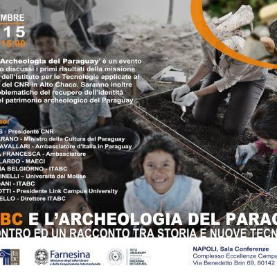 """Archeologia, così la tecnologia campana """"ricostruisce"""" la preistoria in Paraguay"""