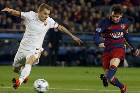 Roma umiliata in Spagna, ecco i sei gol del Barcellona