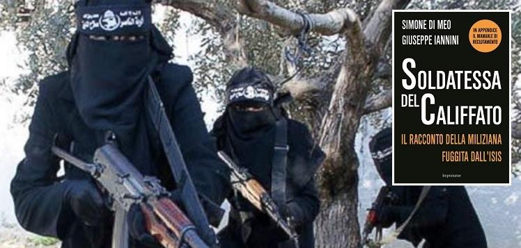 Storia di Aicha, la soldatessa di Allah che ha sfidato il Califfato