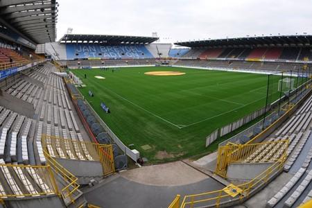 Stasera il Napoli a Bruges in uno stadio vuoto per il rischio terrorismo