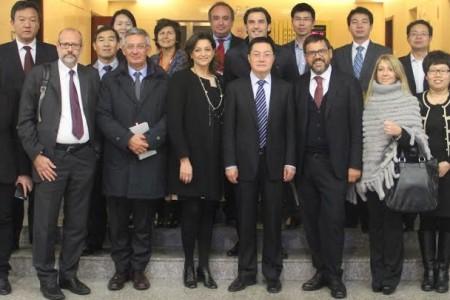 L'Università di Salerno vola a Pechino per la settimana internazionale della tecnologia