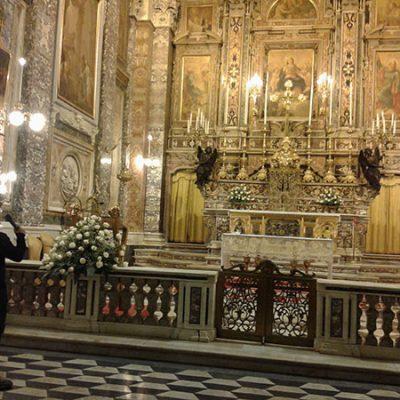 """""""Open Day"""" al monastero di Regina Coeli di Napoli"""