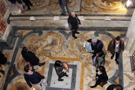 I gioielli del Sud ritrovati, rinasce a Napoli la Cappella di Santa Maria dei Pignatelli