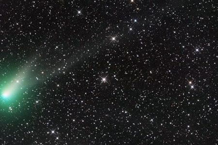 La cometa Catalina, ecco come vederla a occhio nudo