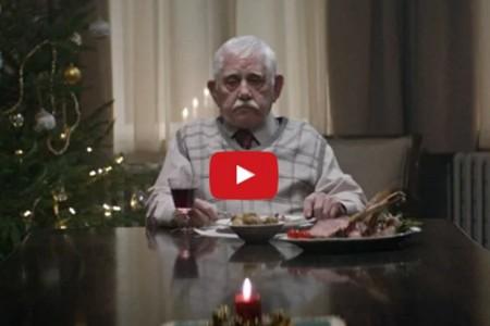La pubblicità più bella sul Natale