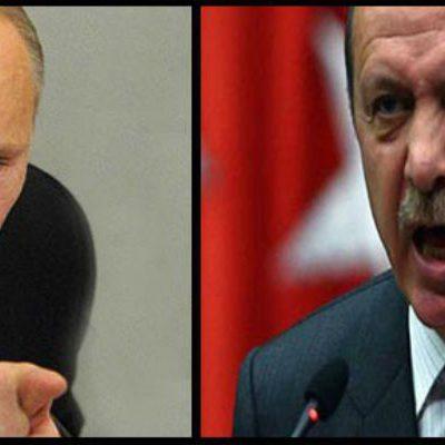 Lo zampino di Erdogan nella trappola di Putin