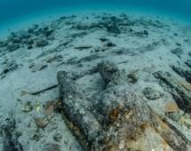 Eccezionale scoperta nel Salento: trovato un relitto affondato 800 anni fa