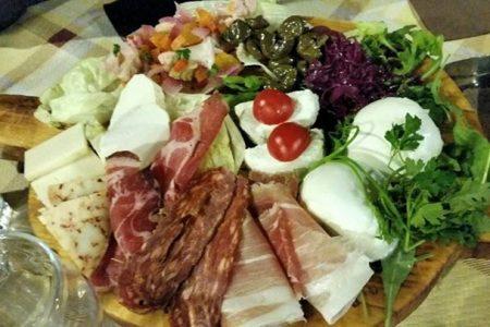 A Capodanno un tagliere made in Calabria