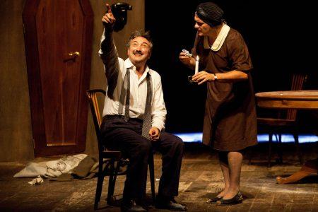 """Al Teatro Bellini un gioiello di Eduardo: """"Il dolore sotto chiave / Pericolosamente"""""""