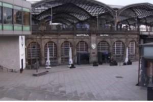 La stazione di Colonia
