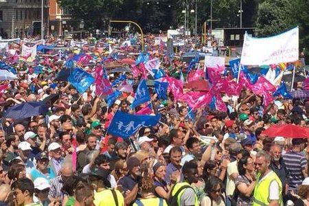 """""""Non rottamare la famiglia"""", oggi in piazza contro le Unioni Civili"""