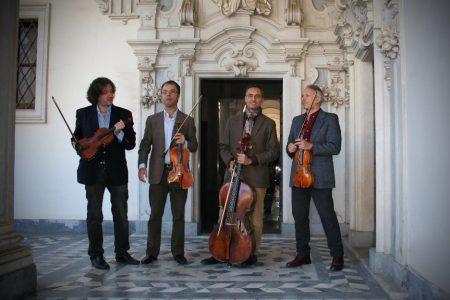 """Nasce """"Quartet in Residence"""" della Pietà de' Turchini"""