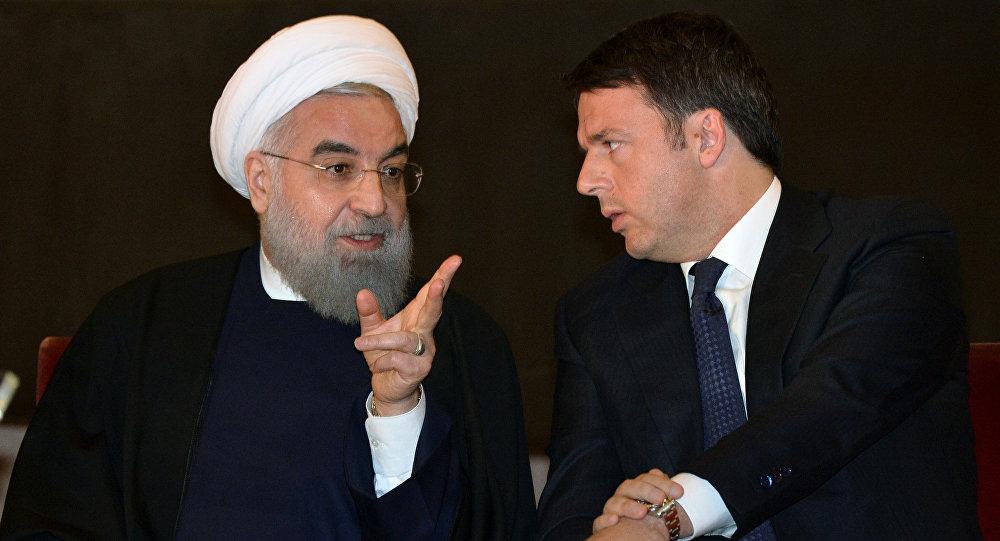 Rouhani In Italia. L'Iran entra in Europa dalla porta preferita