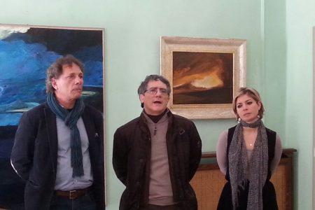 La pittura di Enzo Federici in mostra a Catania