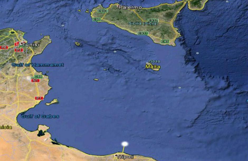 Mediterraneo cimitero del mondo