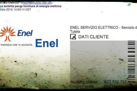 La truffa delle finte mail dei servizi Enel