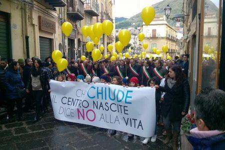 La protesta delle Madonie: ci tolgono il diritto alla vita