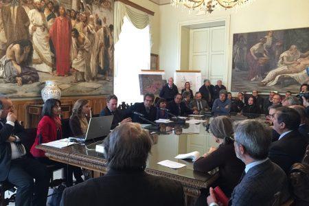 """Urbanistica: presentato Piano riqualificazione centro storico. Bianco, """"La città rinasce"""""""