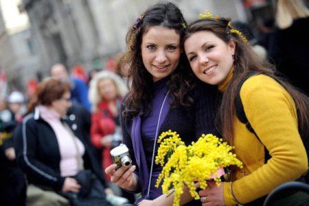 Addio all'8 marzo, 3 donne su 4 non lo festeggiano
