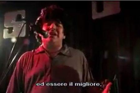 Quando cantava Maradona