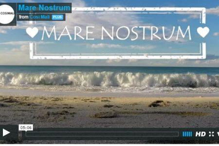 Mare nostrum, un video per dire no alle trivelle