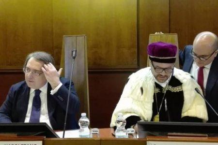 Università Salerno: Il direttore de Il Sole 24 Ore riceve la laurea Honoris Causa